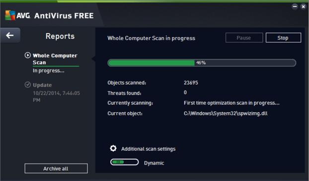 Download AVG AntiVirus FREE 2018