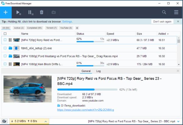 Free Download Manager 2018 Offline Installer