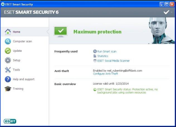 Download ESET Smart Security 2018