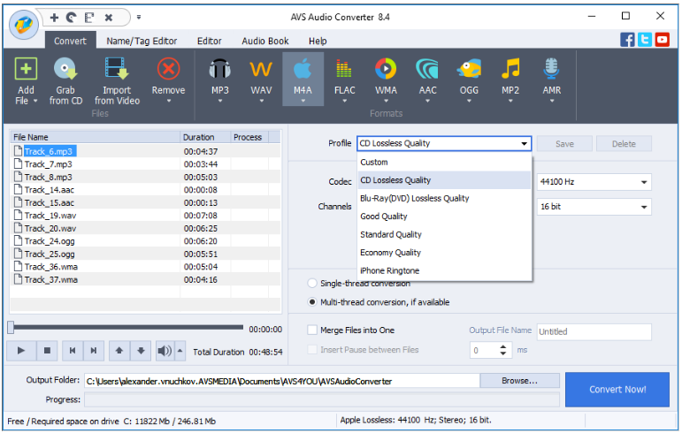 Download AVS Audio Converter 8.4.4.5.8.1