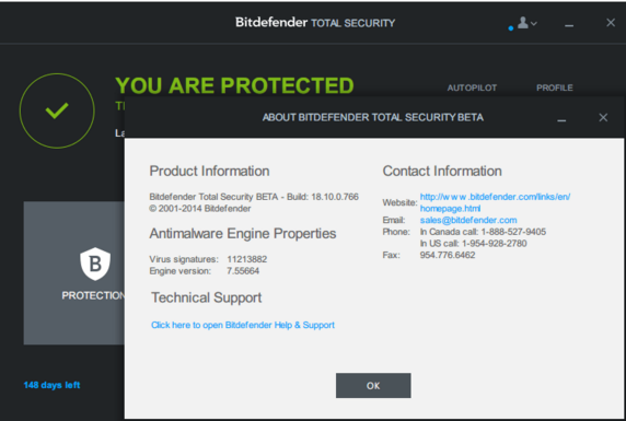 Bitdefender Internet Security 2018 Latest