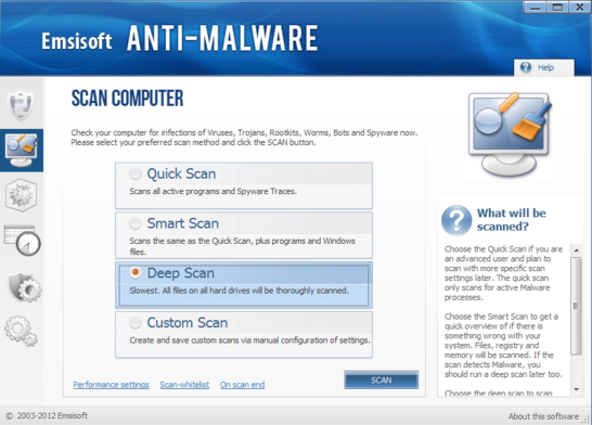 Download Emsisoft Anti-Malware 2018