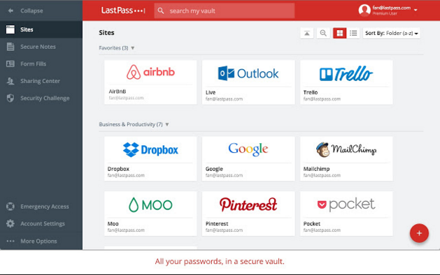 Download LastPass 2018.4.1.51 Latest