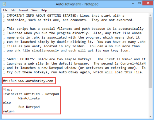 Download AutoHotkey 2018 1 1 27-Filehippo Software