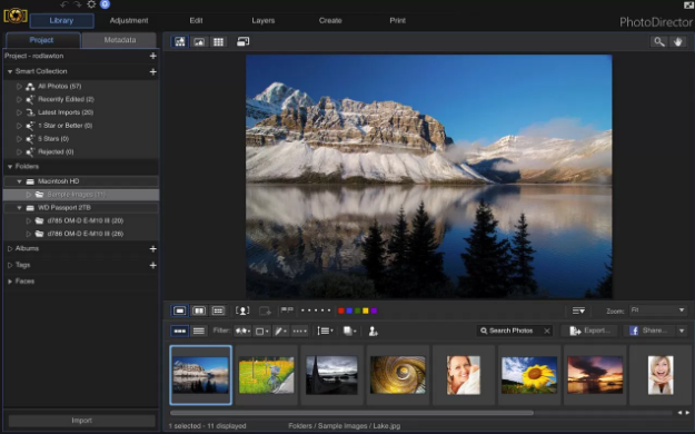 PhotoDirector 9.0 Download Latest Version