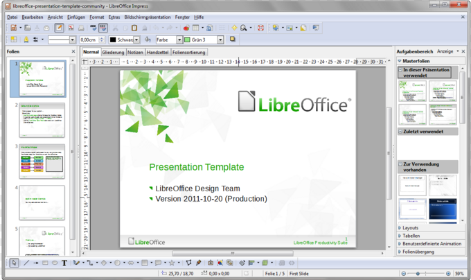 Download LibreOffice 6.0.6 Latest