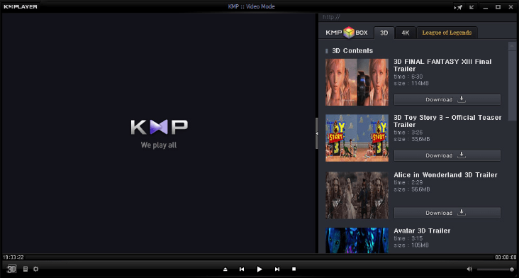KMPlayer 4.2.2.16 Download Latest Version