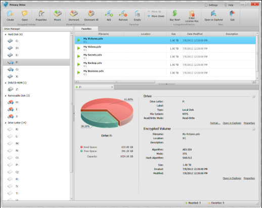 Download Privacy Drive 3.11.4 Latest