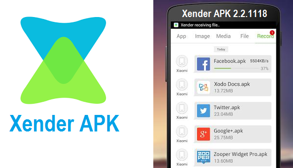 Download Xender 2018 Latest