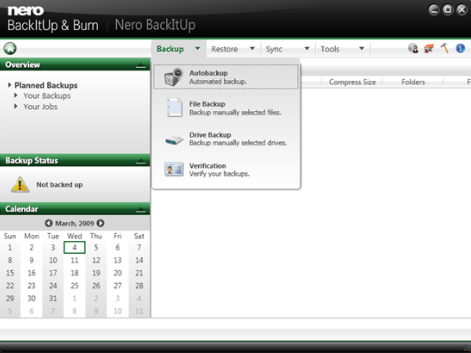 Nero BackItUp 2018 Free Download Latest Version
