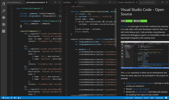 Visual Studio Code 2018 Download
