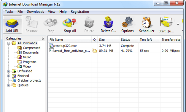 Internet Download Manager 6.30 Build 8 Free Download