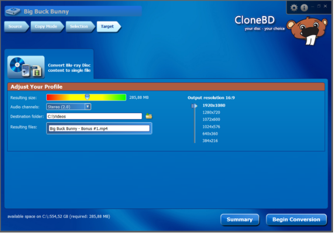 CloneBD 1.2.2.0 Free Download Latest Version