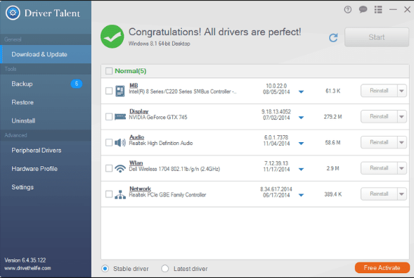 Driver Talent 7.0 Free Download Latest Version