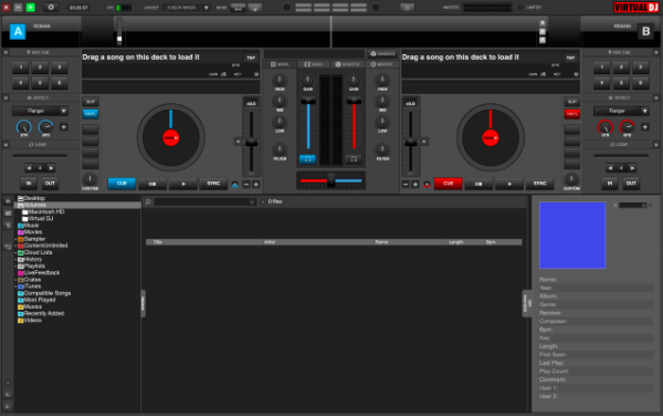 Virtual DJ 2019 Build 4675 Free Download