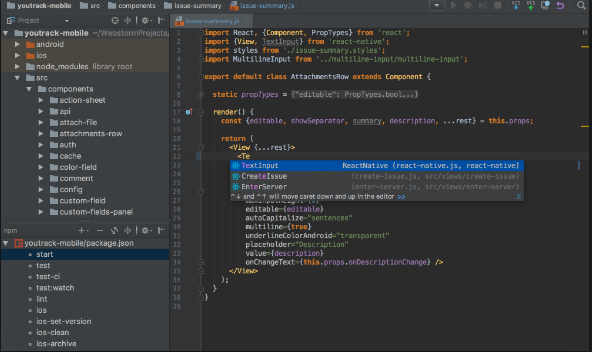 WebStorm 2019 Free Downlaod Latest Version