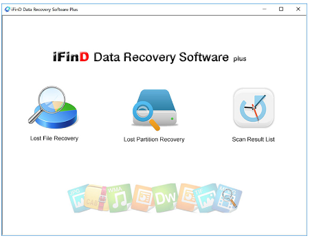 Download iFinD Data Recovery 5.5 Latest Version