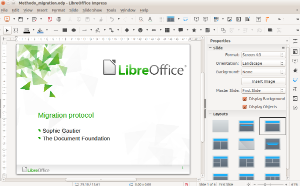 Download LibreOffice 6.1.0 Latest Version