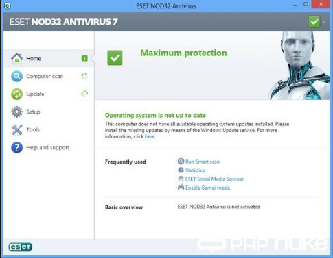 NOD32 AntiVirus 2019 Download Latest Version