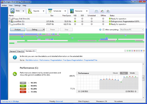 Auslogics Disk Defrag 8.0 Download Latest Version