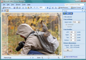 Microsoft Office Picture Manager