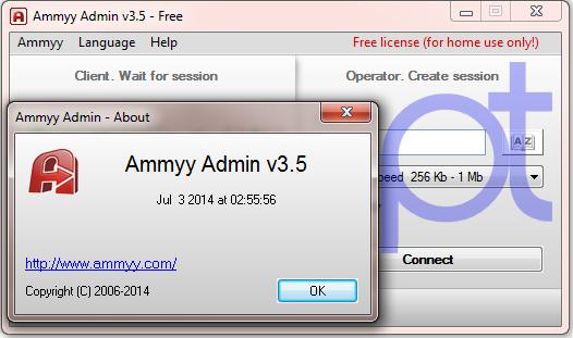 Ammyy Admin