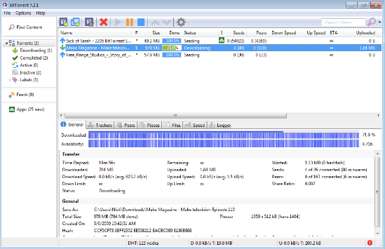 Download BitTorrent