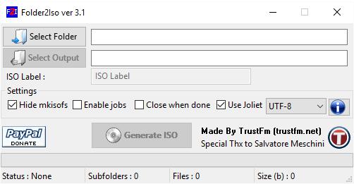 Download Folder2iso