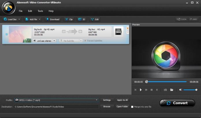 Download Aiseesoft Video Converter
